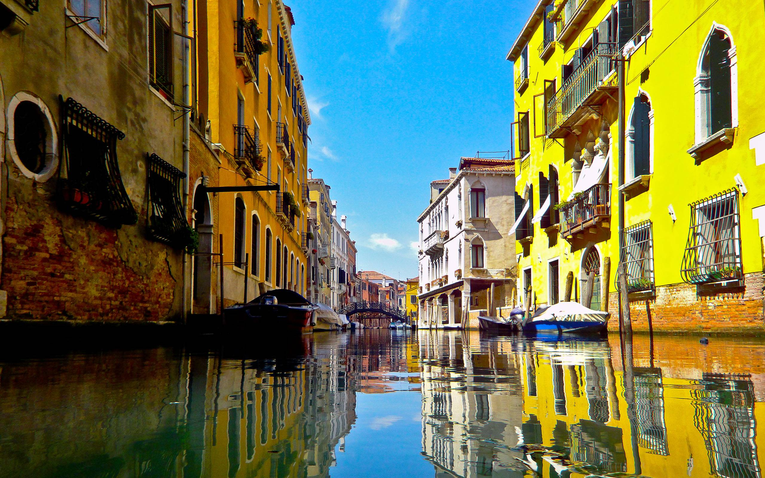 Venice Italy Wallpapers 2560x1600