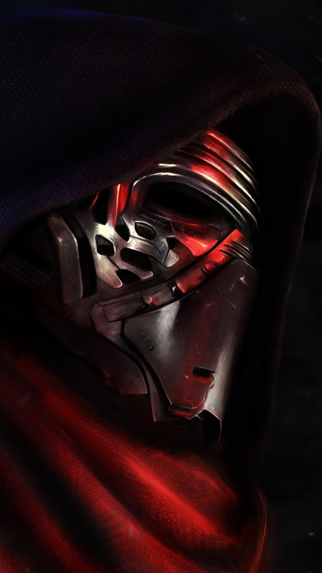 Star Wars The Force Awakens iPhone wallpapers 1080x1920