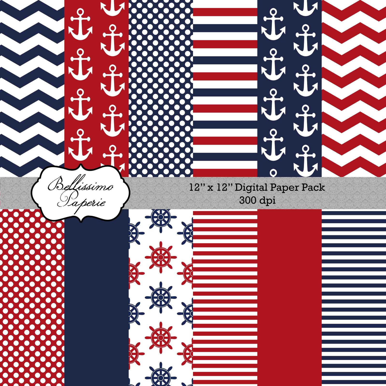 Download Nautical Background Images Nautical Themed Paper