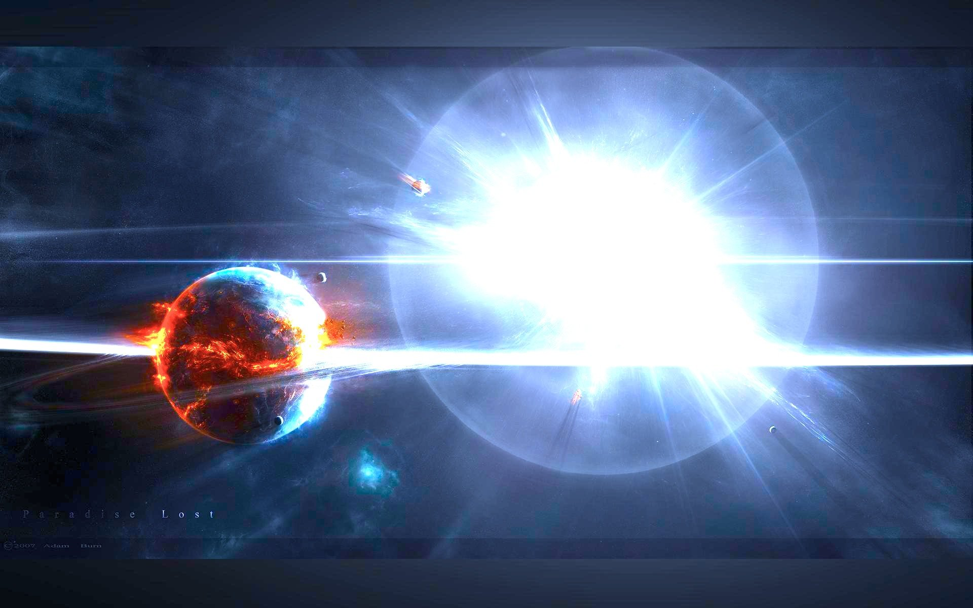 Blue Supernova Explosion Wallpaper page 2   Pics about space 1920x1200