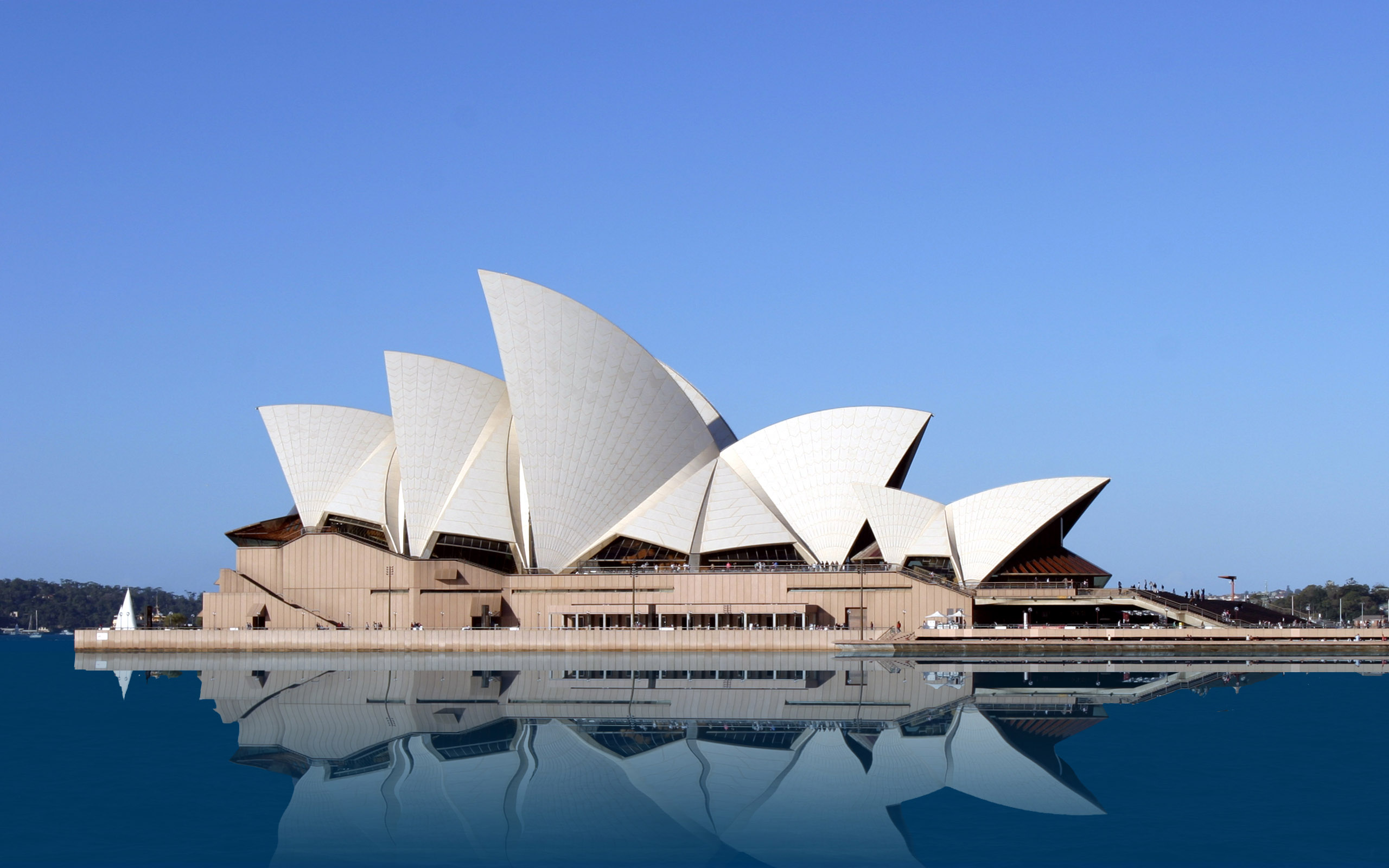 Widescreen Sydney Opera House Photo   Travel HD Wallpapers 2560x1600