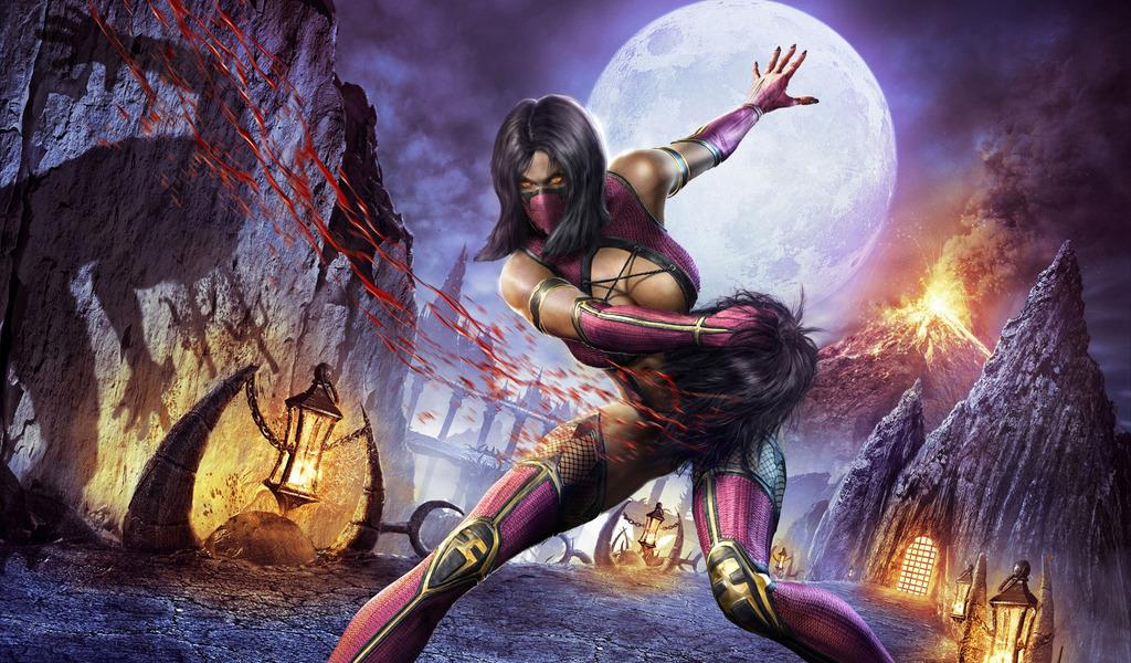 Mortal Kombat Online  Teenage Mutant Ninja Turtles