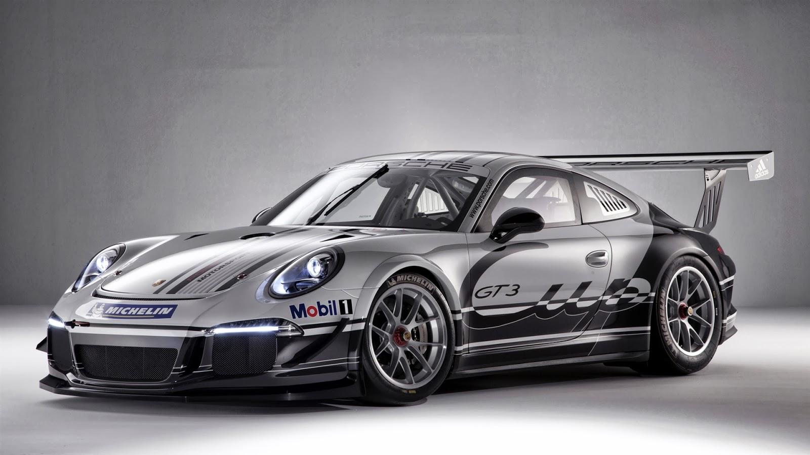 Porsche 911 GT3 Cup 2013 Full HD Desktop Wallpapers 1080p 1600x900
