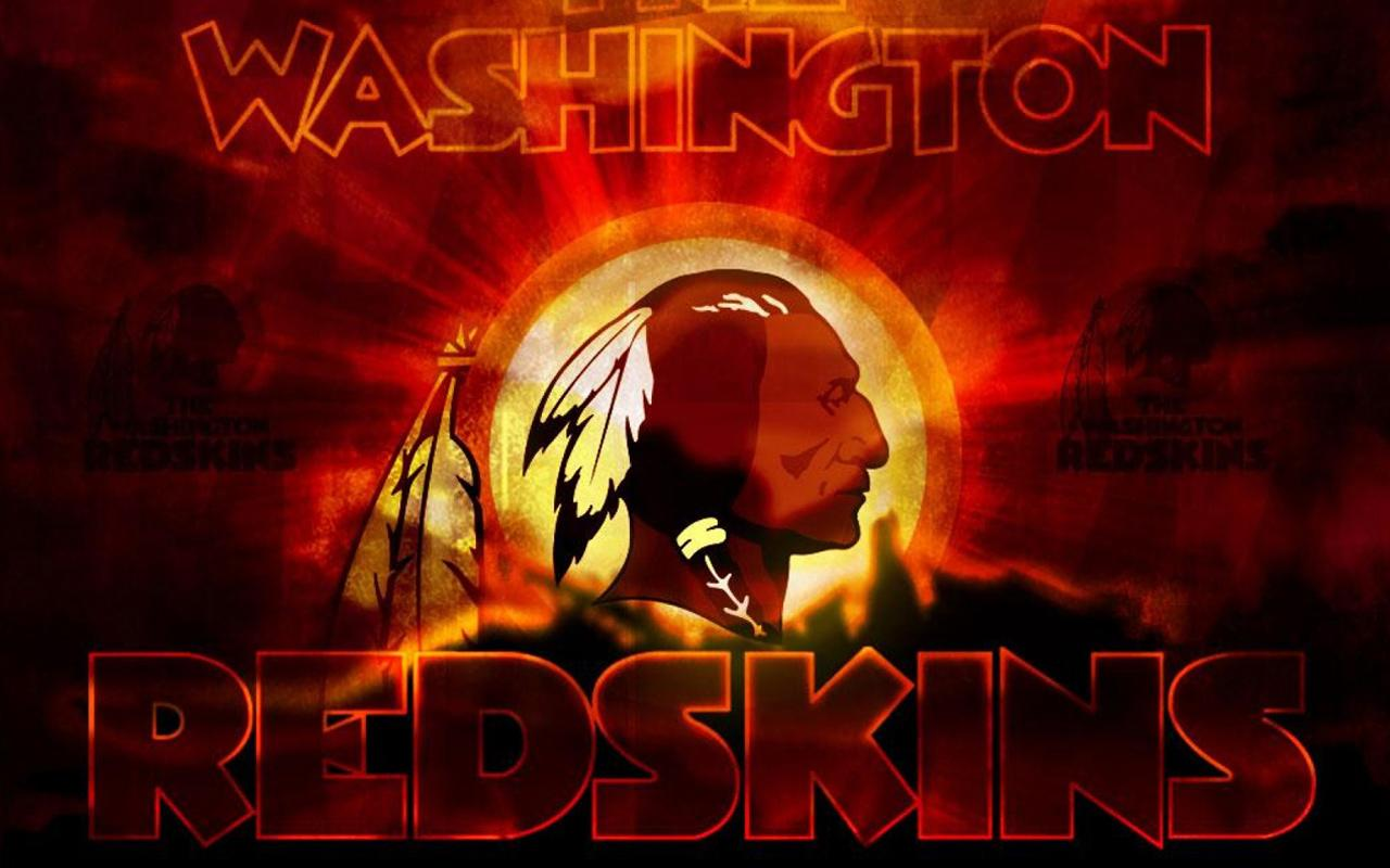 Enjoy this new Washington Redskins desktop background 1280x800