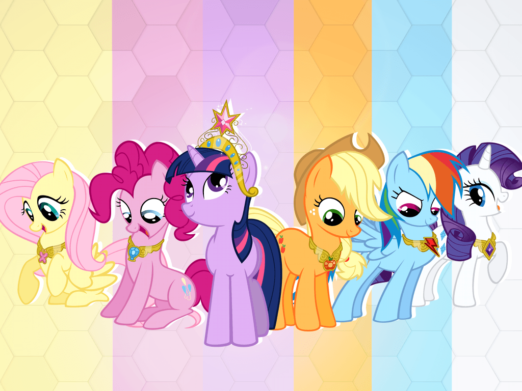 Free Download My Little Pony Wallpapers 1024x768 For Your