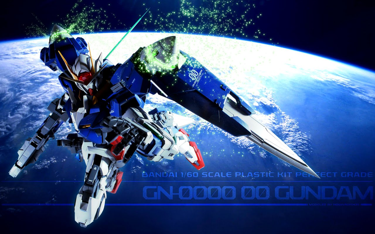 Gundam 00 movie wallpaper 1280x800