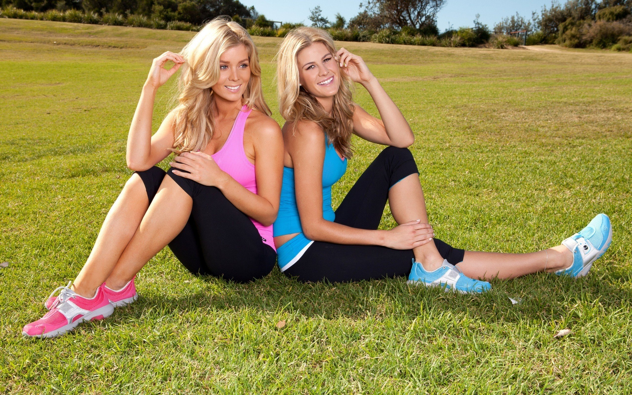 Sheridyn Fisher Kristie McKeon HD Wallpapers Desktop and Mobile 2560x1600