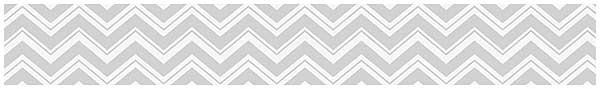Zig Zag Pink Gray Chevron Wallpaper Border   Blanket Warehouse 600x89