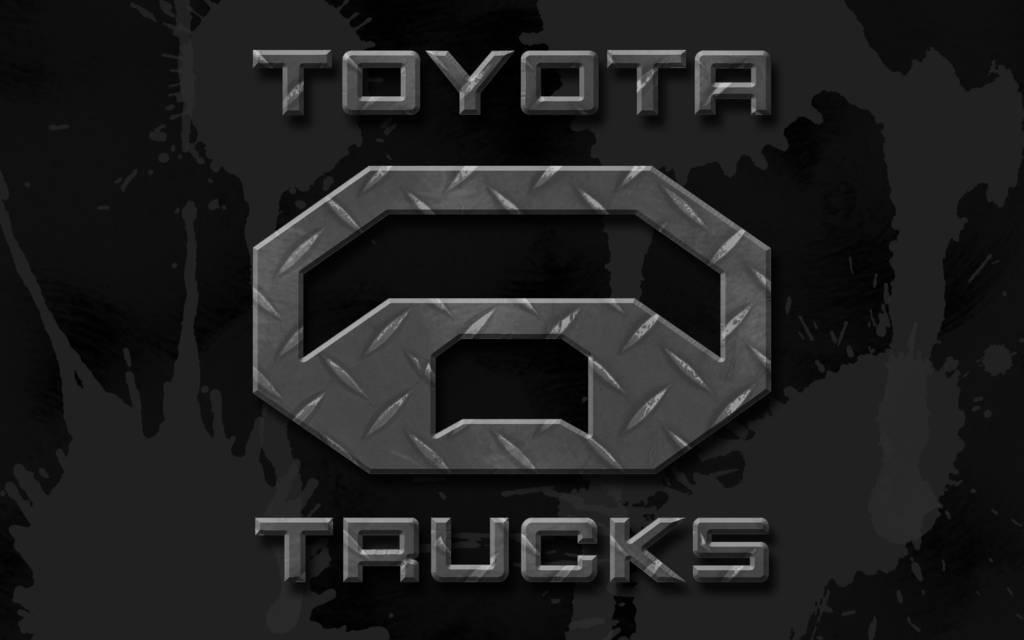 Toyota Trucks Wallpaper 1024x640