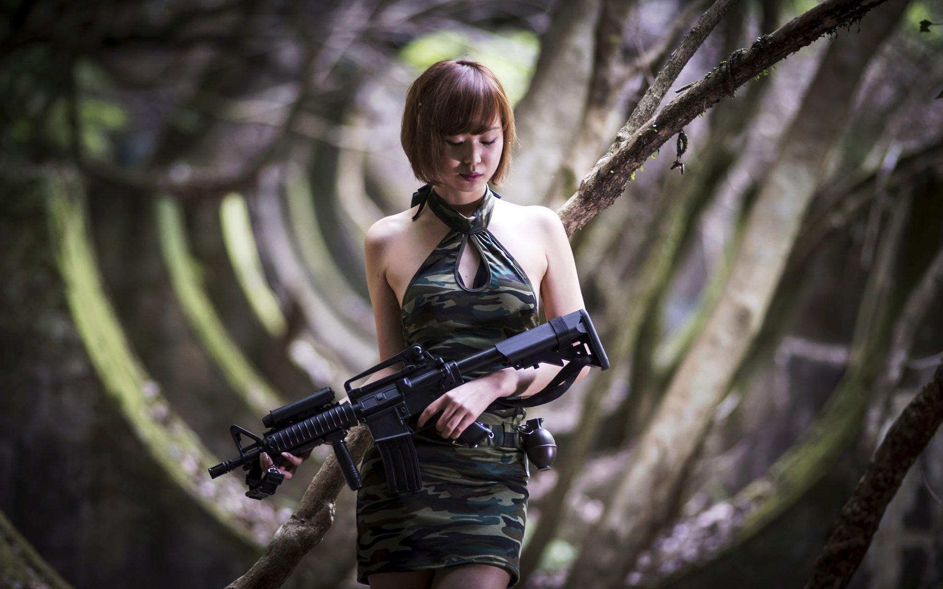 Телки в военной форме, Порно фото из категории Военные - 26 эротических фото 10 фотография