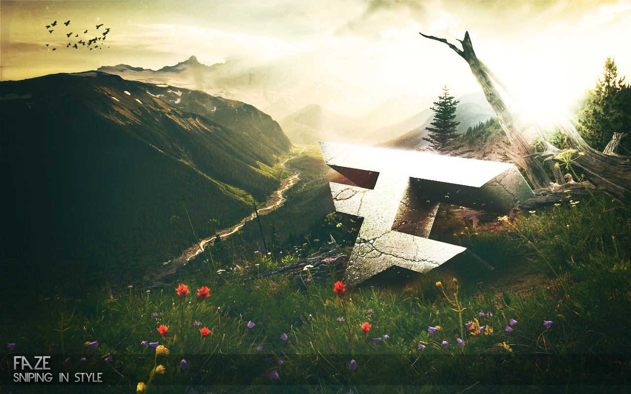 Faze Clan Wallpaper Faze   sniping with style by 1280x800