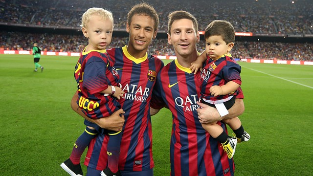 Go Back Gallery For Messi And Neymar Wallpaper Hd 640x360