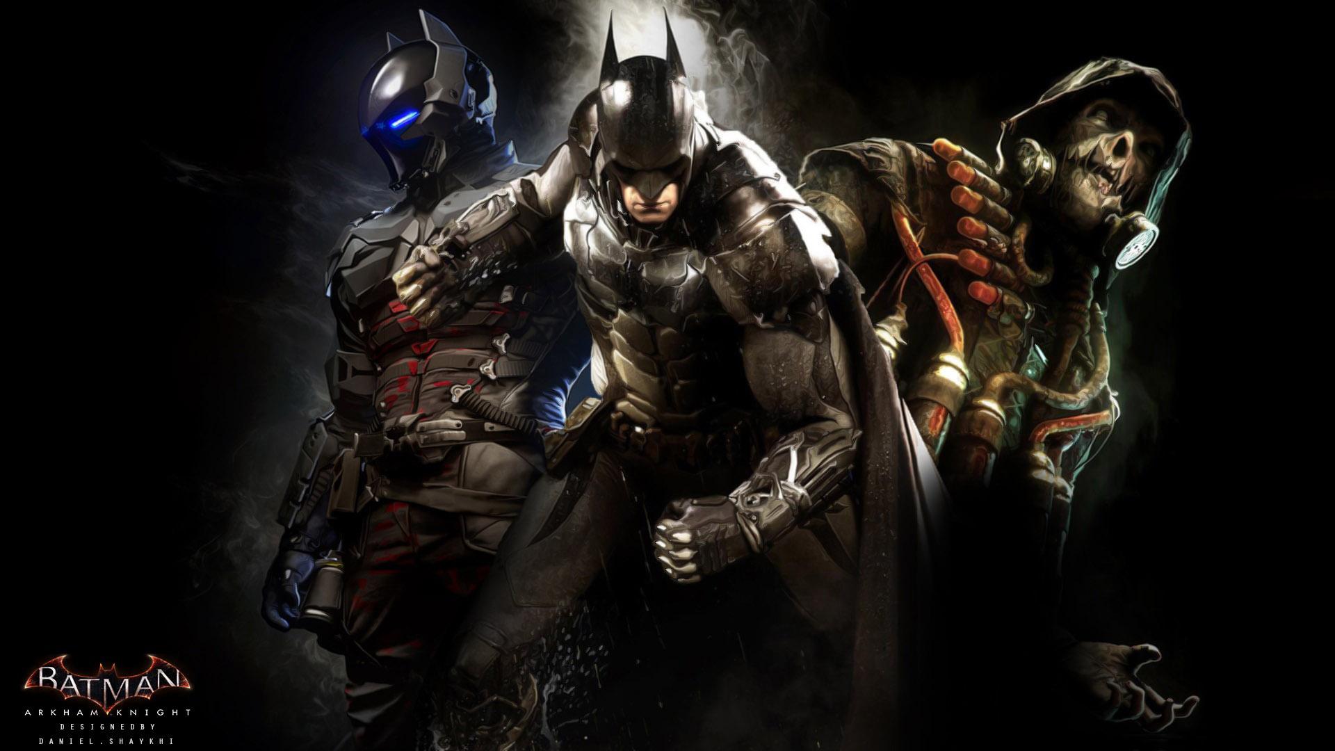 45 Batman Arkham Knight Batgirl Wallpaper On Wallpapersafari
