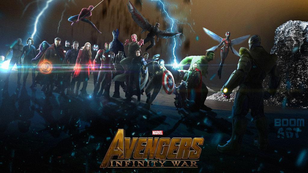 Free download Avengers Infinity War