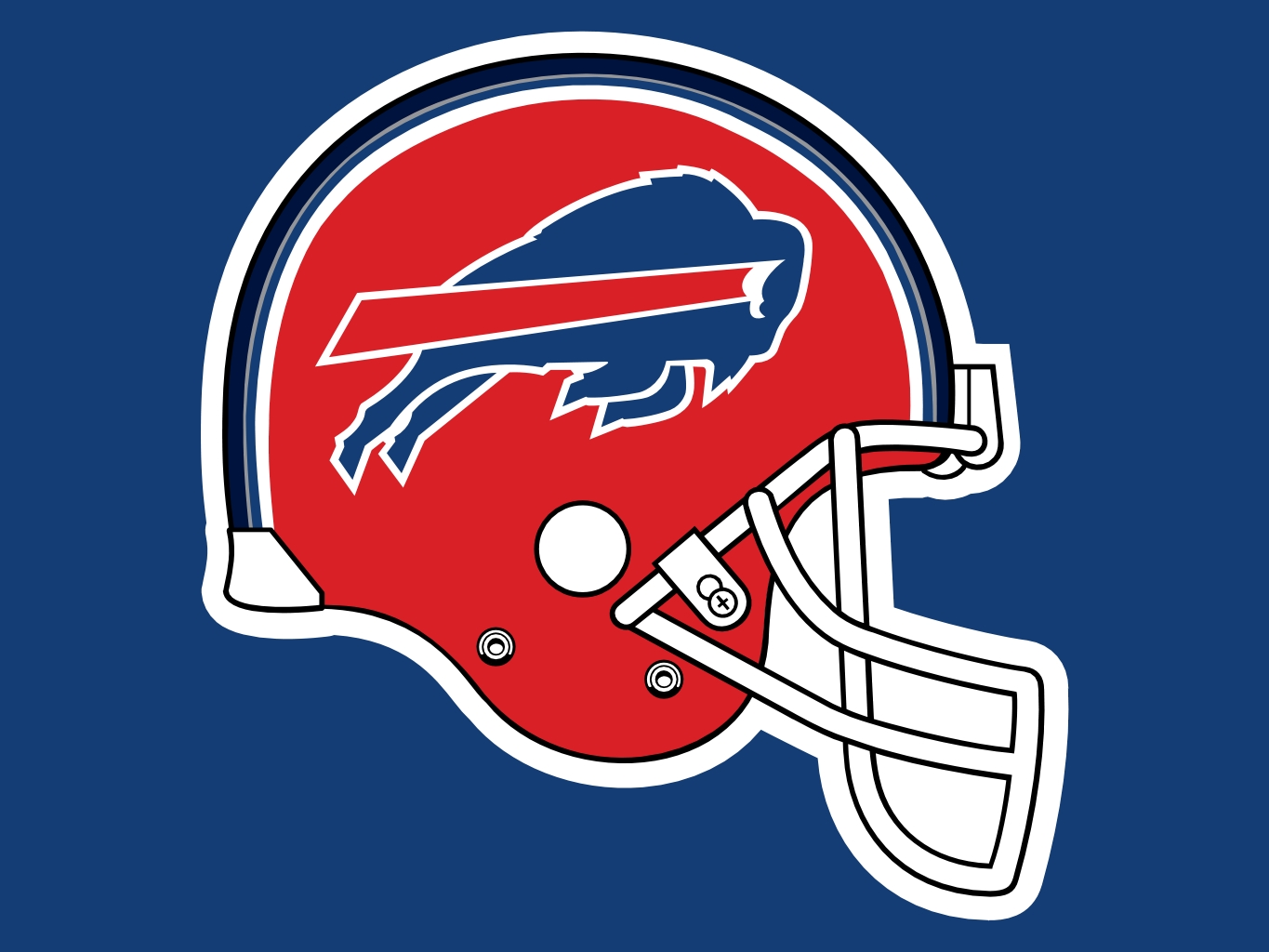 Buffalo Bills Logo Wallpaper Wallpapersafari