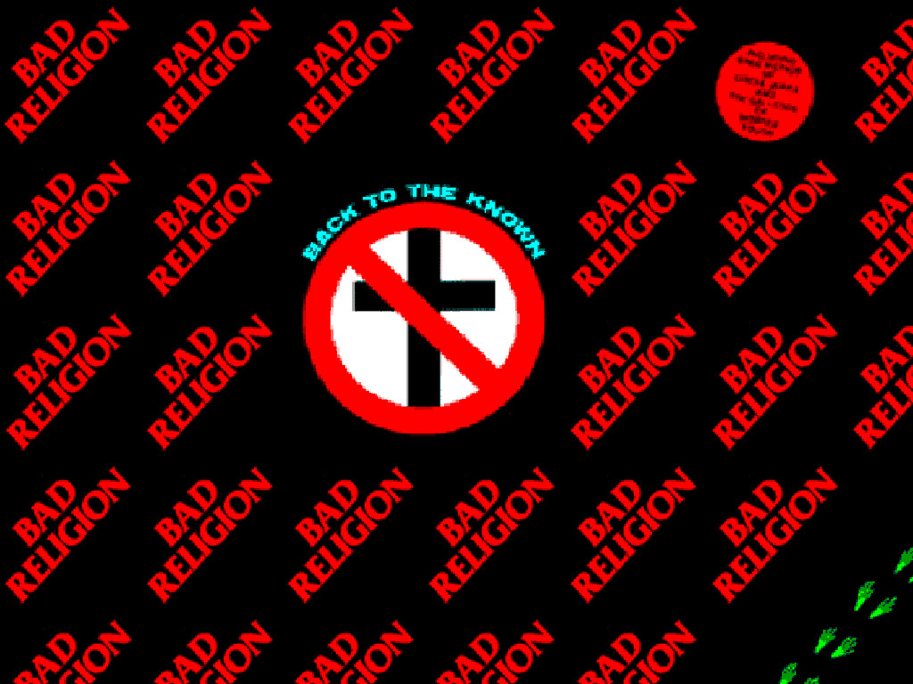 Bad Religion BTTK wallpaper by TheRealChizzoink 1024x768