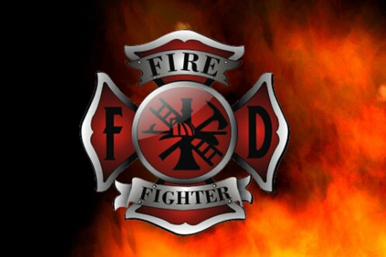 Firefighter Wallpaper 550x366