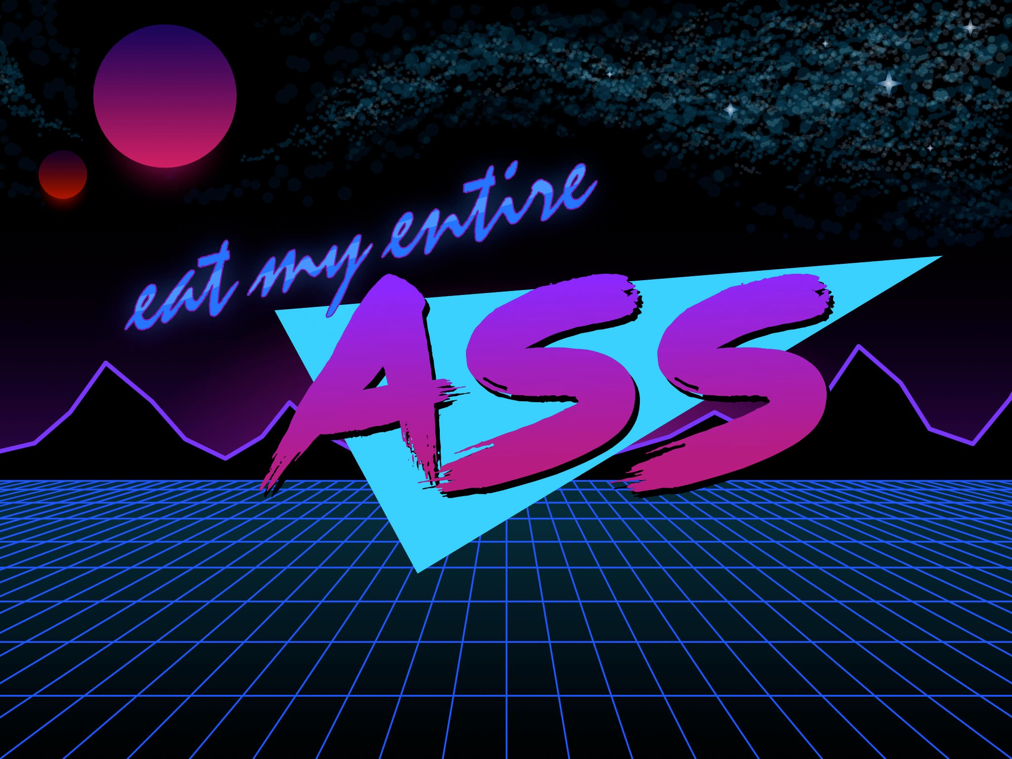 77 Neon 80S Wallpapers on WallpaperPlay 2048x1536