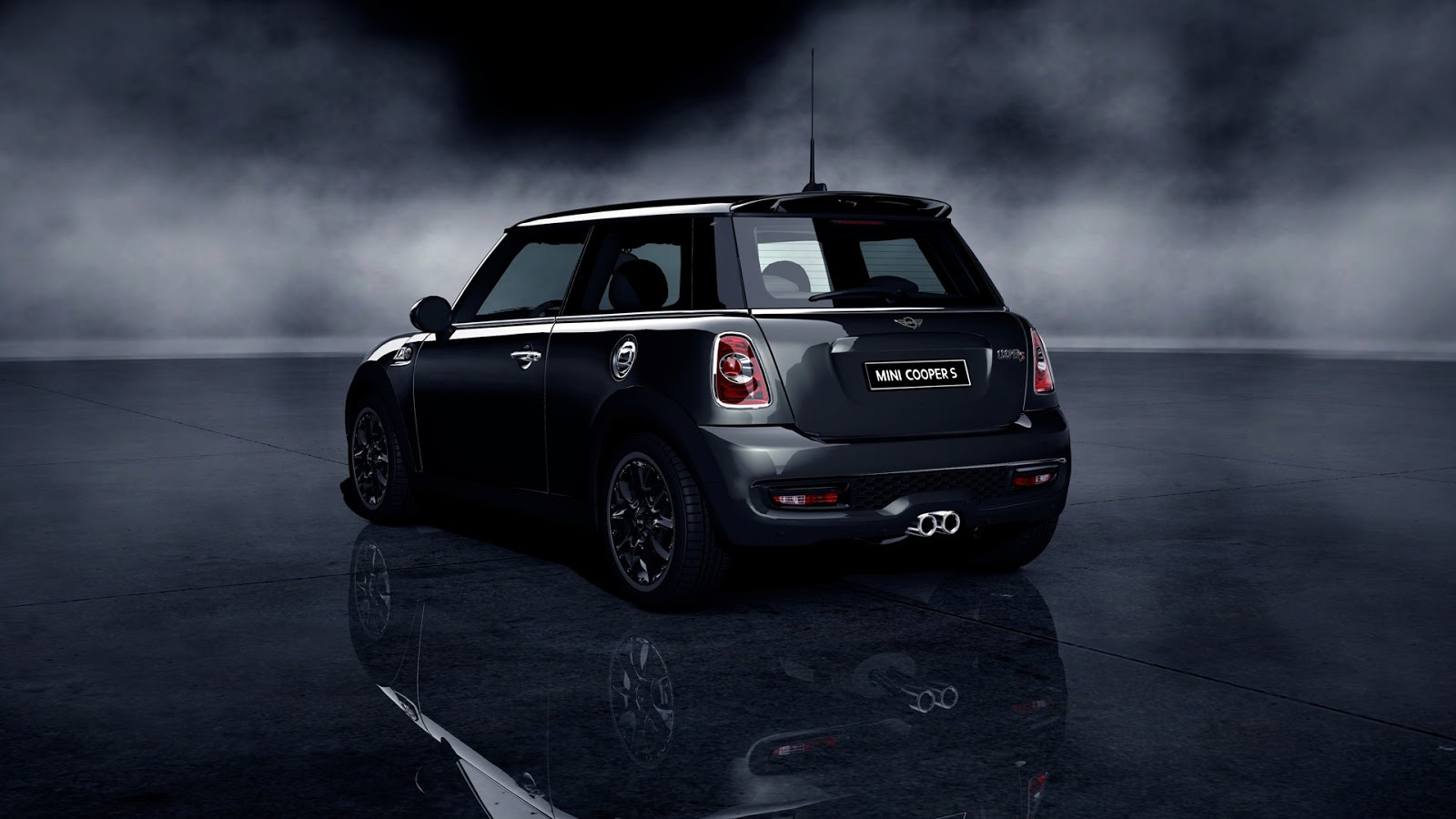 Mini Cooper S wallpaperMini cooper pictures 1600x900