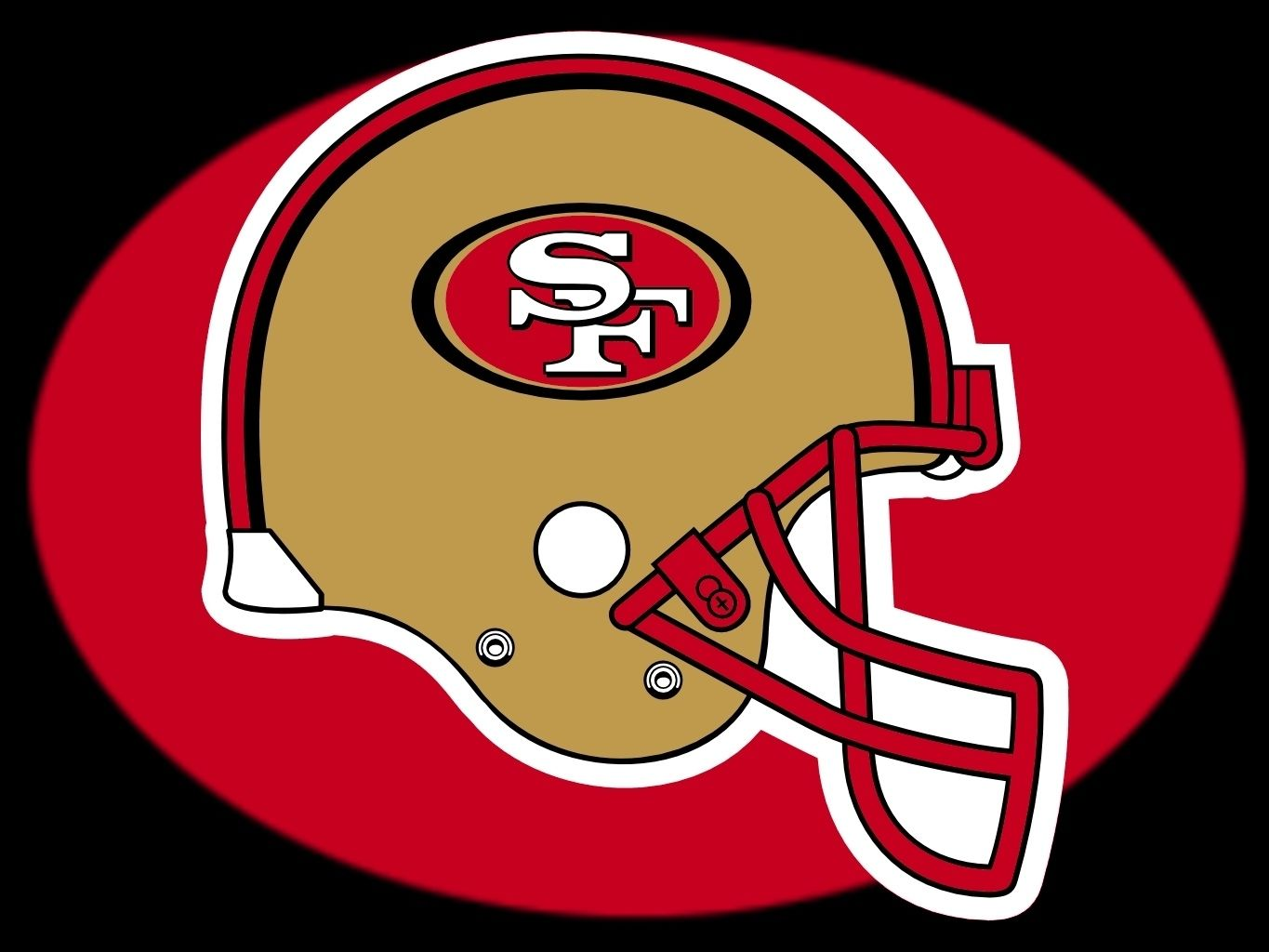San Francisco 49ers HD Background Wallpaper Download Sport HD 1365x1024
