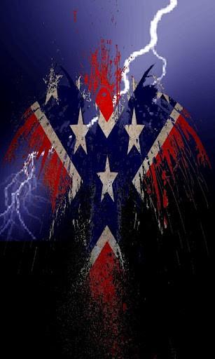 Confederate Flag Wallpaper For Iphone Tags rebel flag wallpaper 307x512