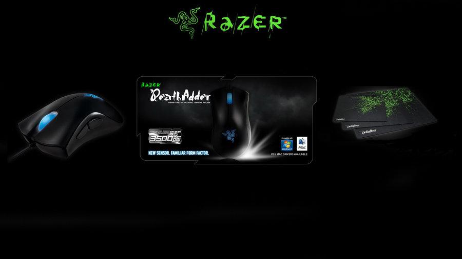 71+] Razer Gaming Wallpaper on WallpaperSafari