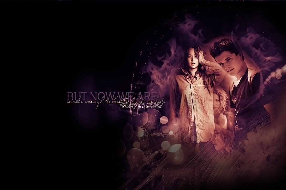 The Hunger Games images Katniss and Peeta HD wallpaper and 1200x800