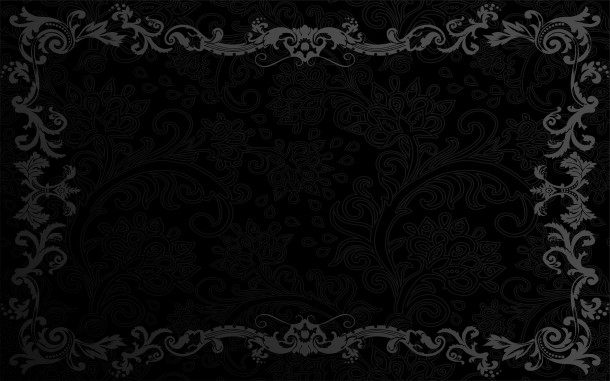 Black Wallpapers Black is beautiful and so are black wallpapers 610x381