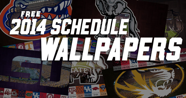 FREE 2014 Schedule Wallpapers 650x342