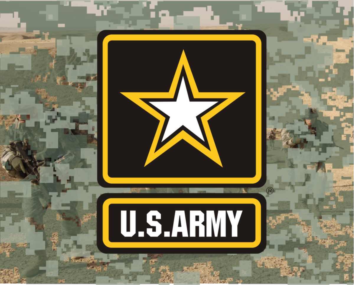Us Army Logo Wallpaper Us army logo 9162 hd 1199x965