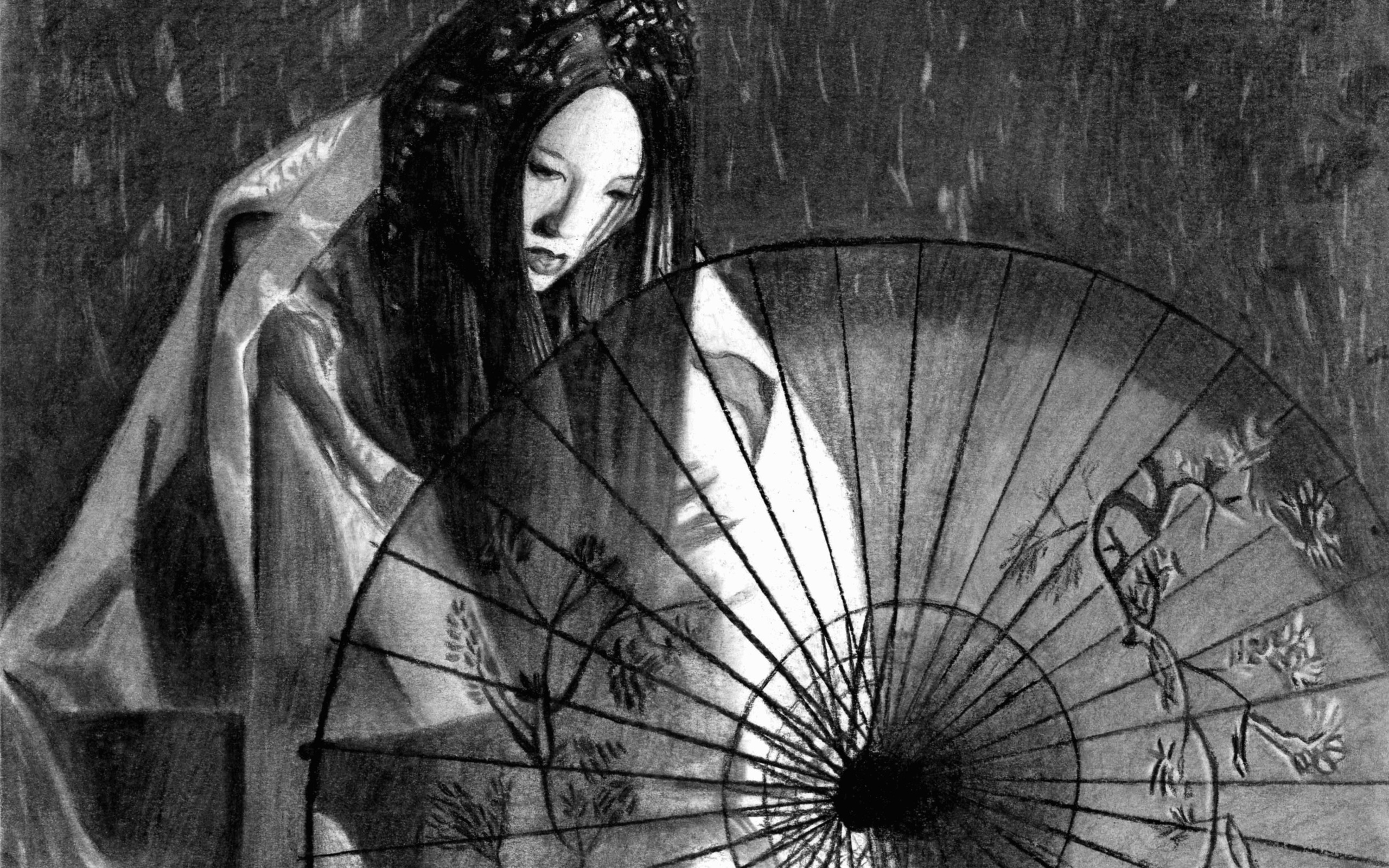 Taylor shemale black and white japanese art hong