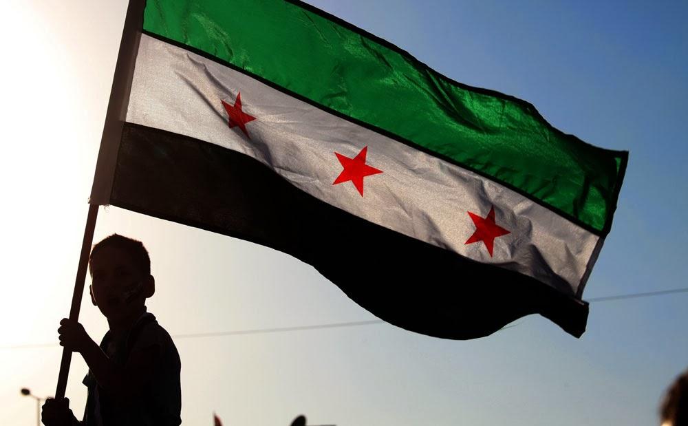 Graafix Flag of Syria 1000x619