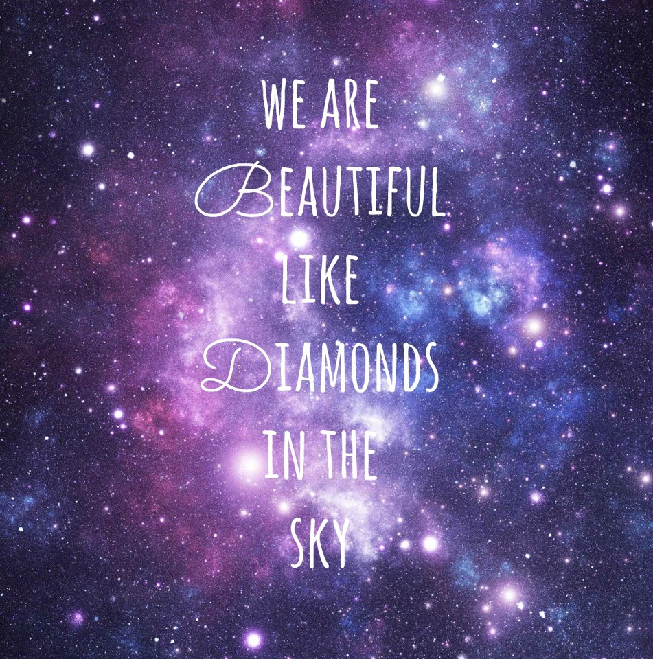 Galaxy Background With Love Quotes Galaxy background with love 951x960