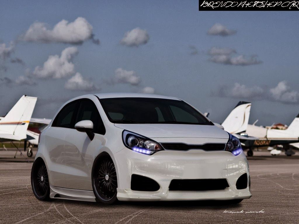 Our searchmaro blog providing best HD Kia Rio 2014 Car Wallpaper 1024x768