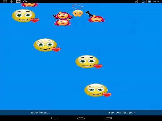 Make Your Own Emoji Wallpaper