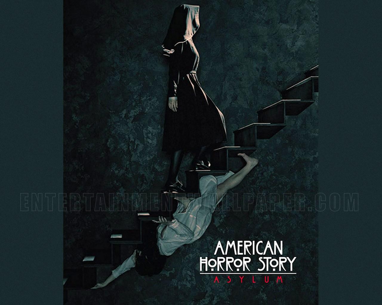American Horror Story Hd Wallpaper: American Horror Story HD Wallpaper