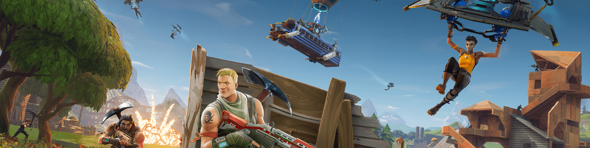 Epic Games Fortnite 1903x480