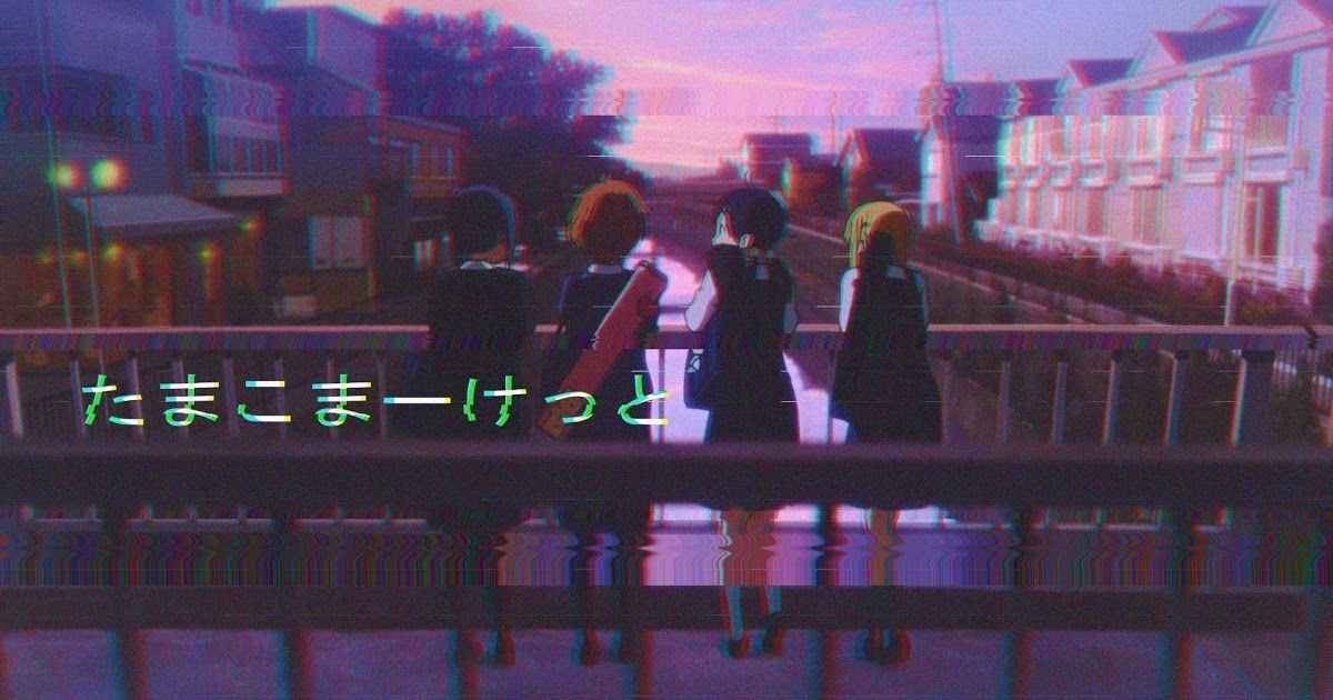 Free Download 23 Aesthetic Anime Wallpaper Hd 1920x1080 Anime Vaporwave Hd 1200x630 For Your Desktop Mobile Tablet Explore 30 Aesthetic Anime Wallpapers Aesthetic Wallpaper Anime Lofi Anime Aesthetic Ipad Wallpapers Aesthetic Wallpaper