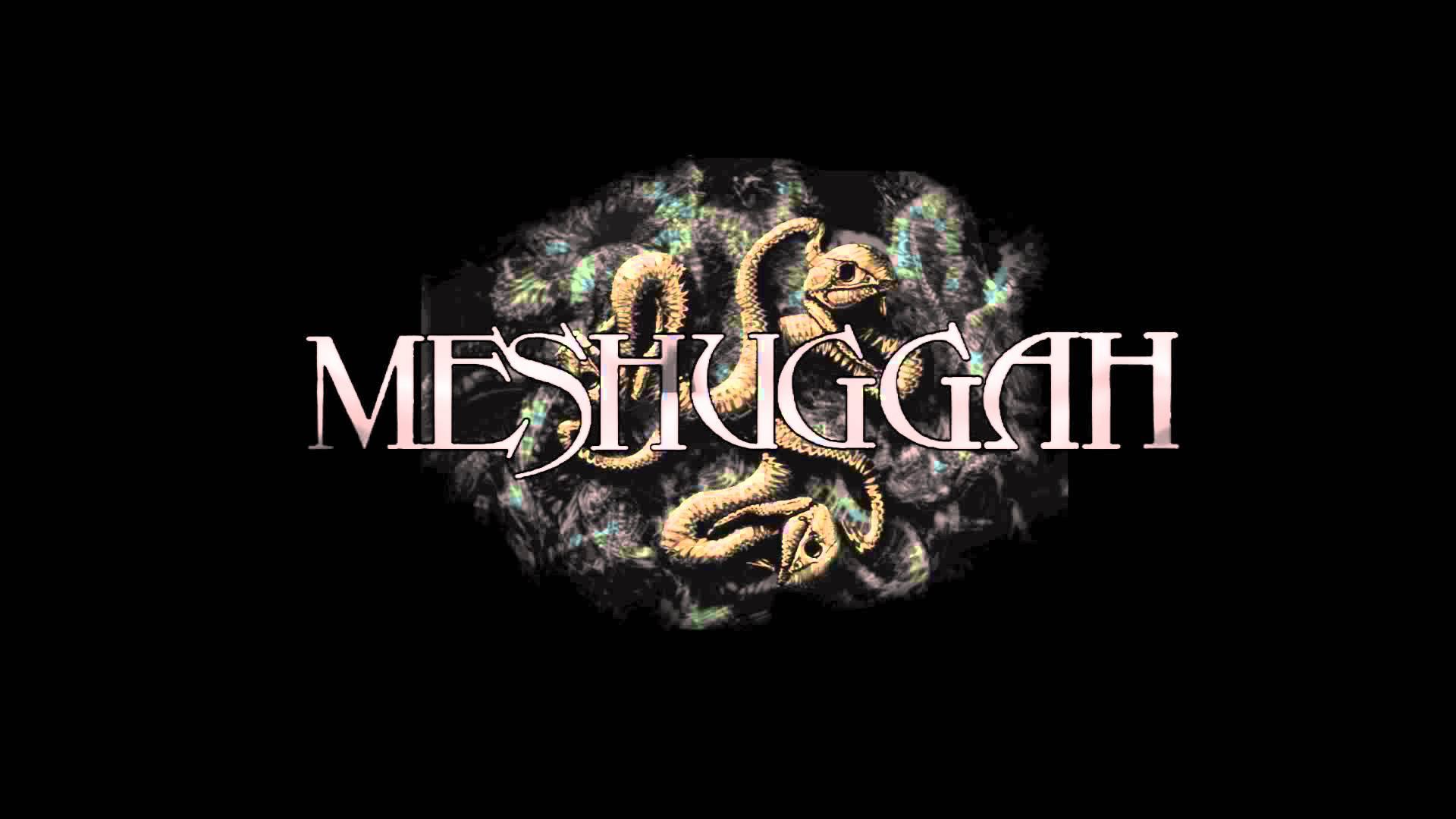 Meshuggah Entrapment Echoed 1920x1080