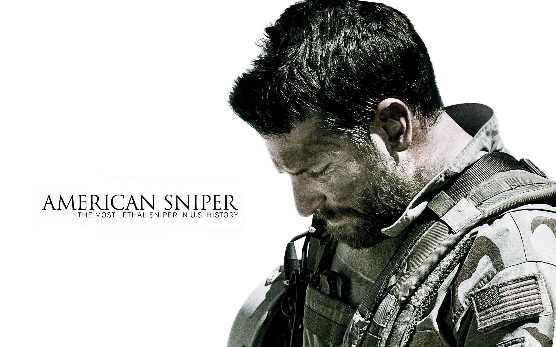 American Sniper Movie Poster 1920x1200