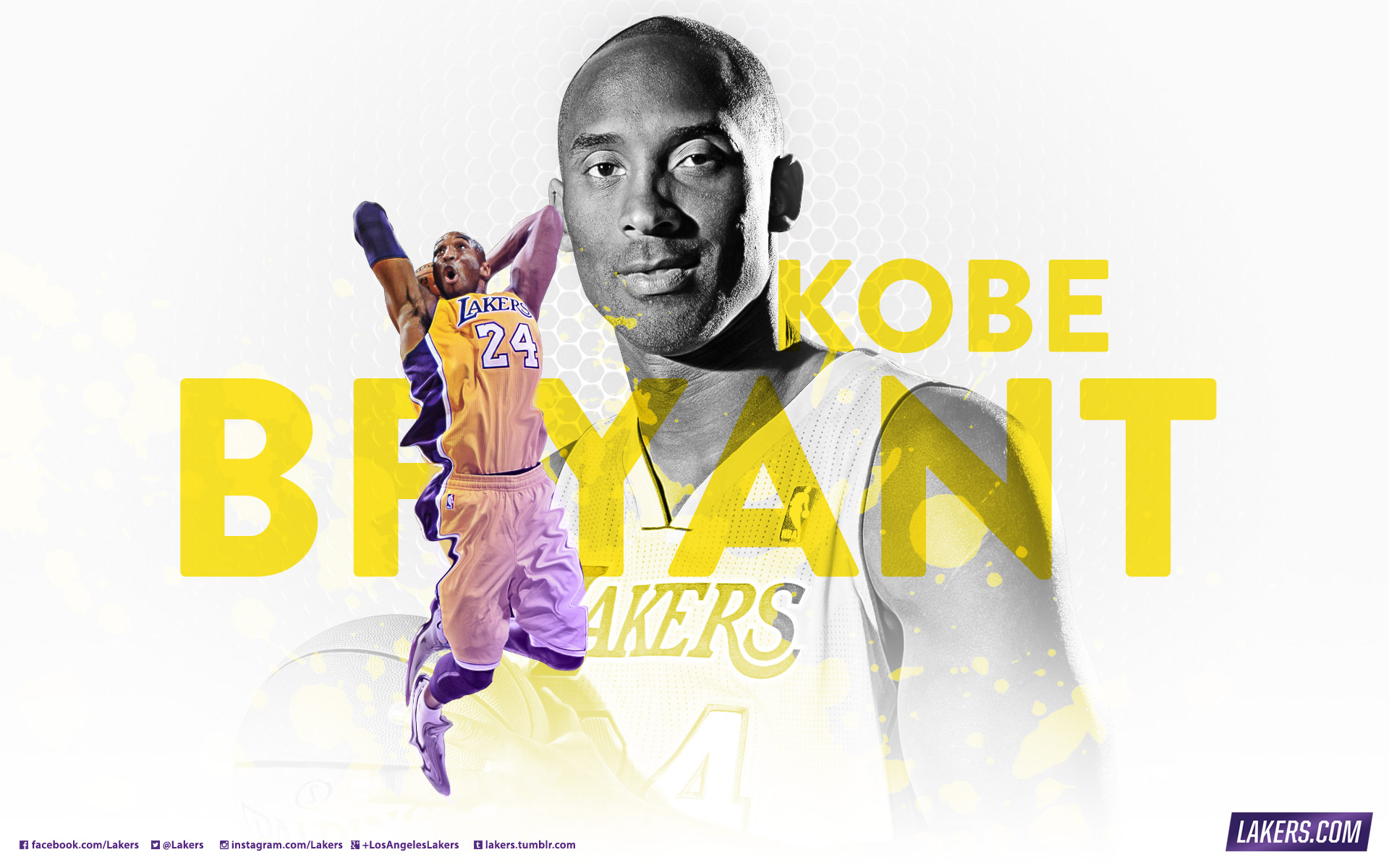 kobe bryant desktop wallpapers 2014 Desktop Backgrounds for HD 1920x1200