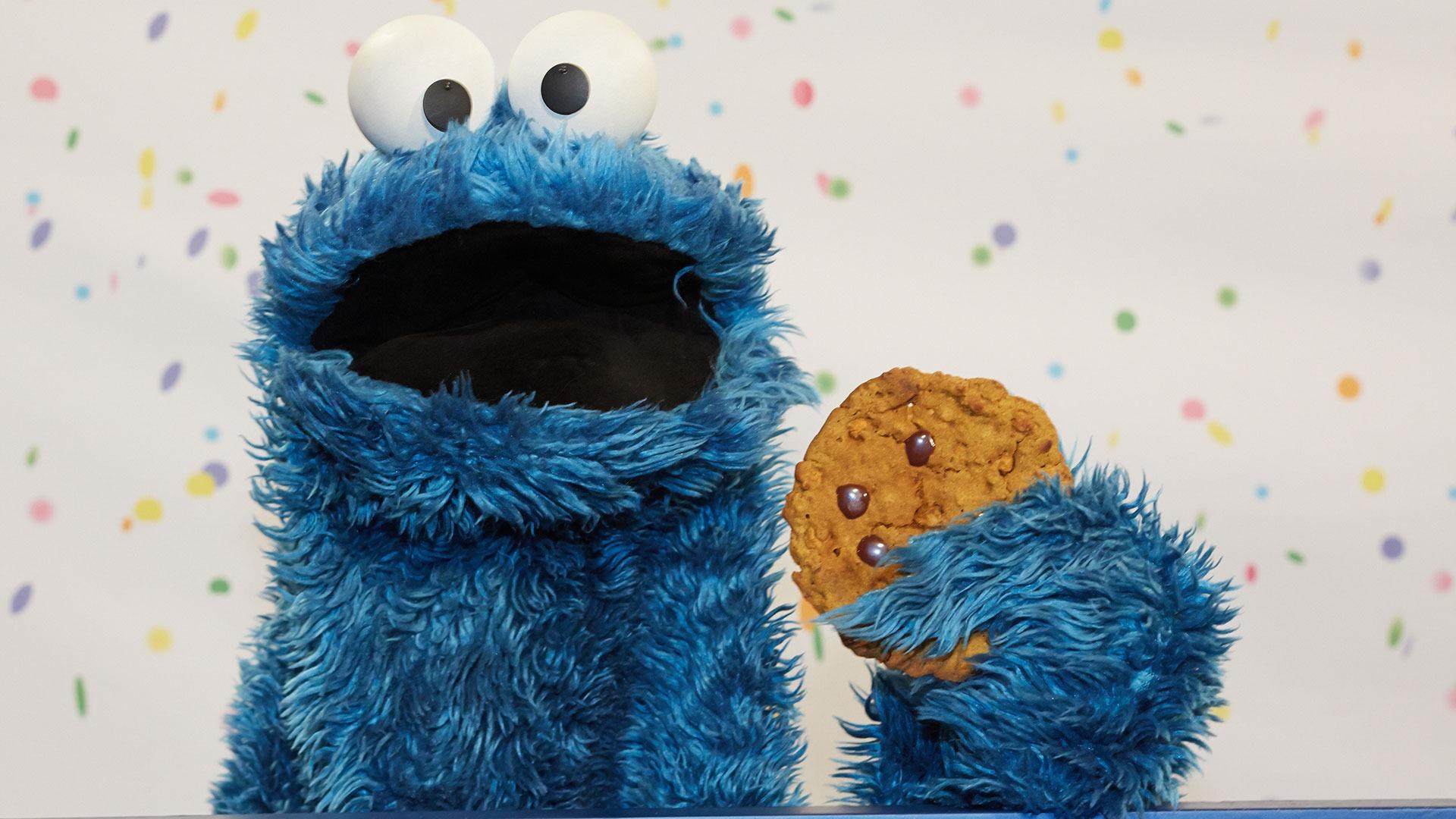 cookie monster cookies - HD1920×1080