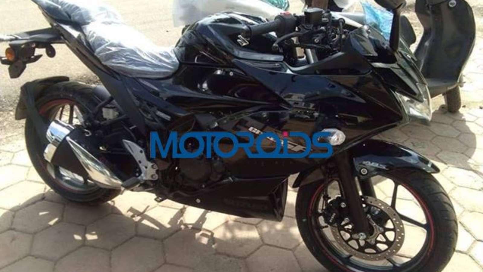 SCOOP 2019 Suzuki Gixxer SF 150 Images Leaked Motoroids 1600x900