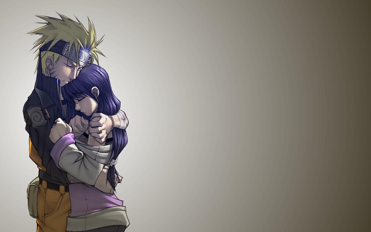 Naruto Uzumaki and Hinata Hyuga wallpaper 14348 1280x800