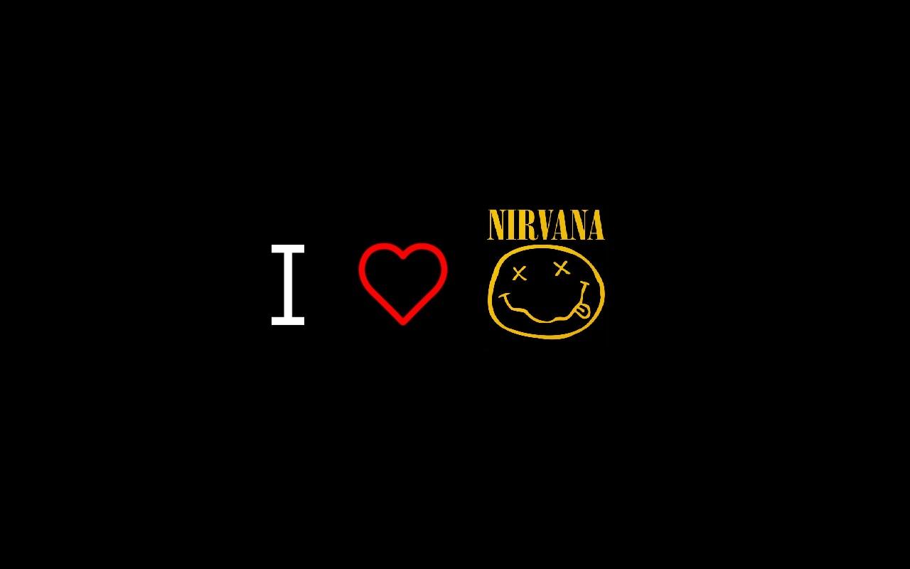 Love Nirvana Wallpaper Android Wallpaper WallpaperLepi 1280x800