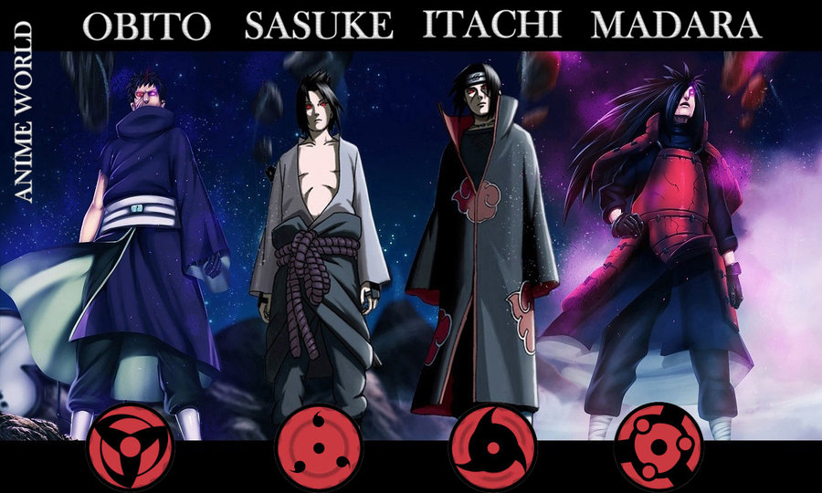 Uchiha Clan by fluxman1 900x540