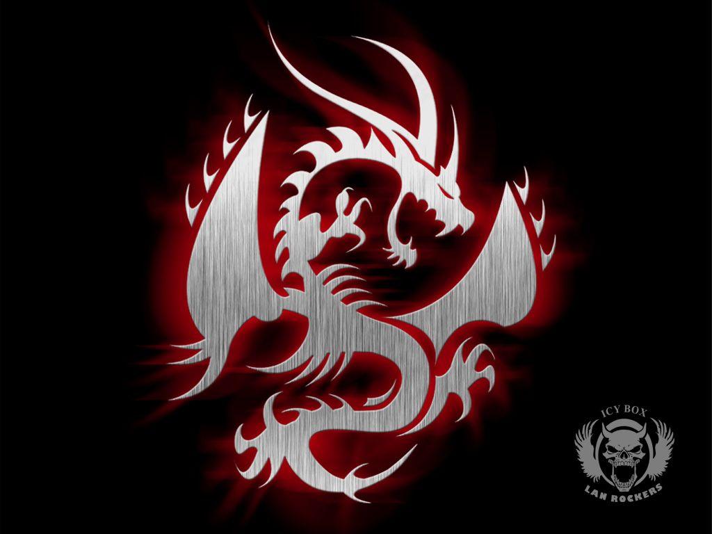 Ubuntu Dragon Wallpapers 1024x768