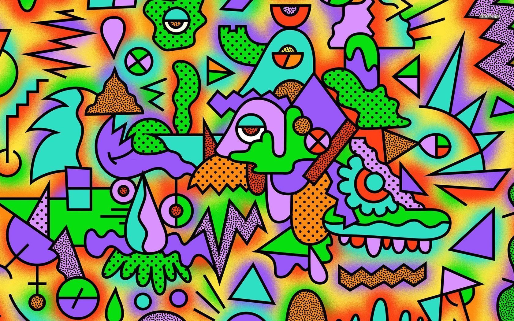 41+ 4K Psychedelic Wallpapers on WallpaperSafari