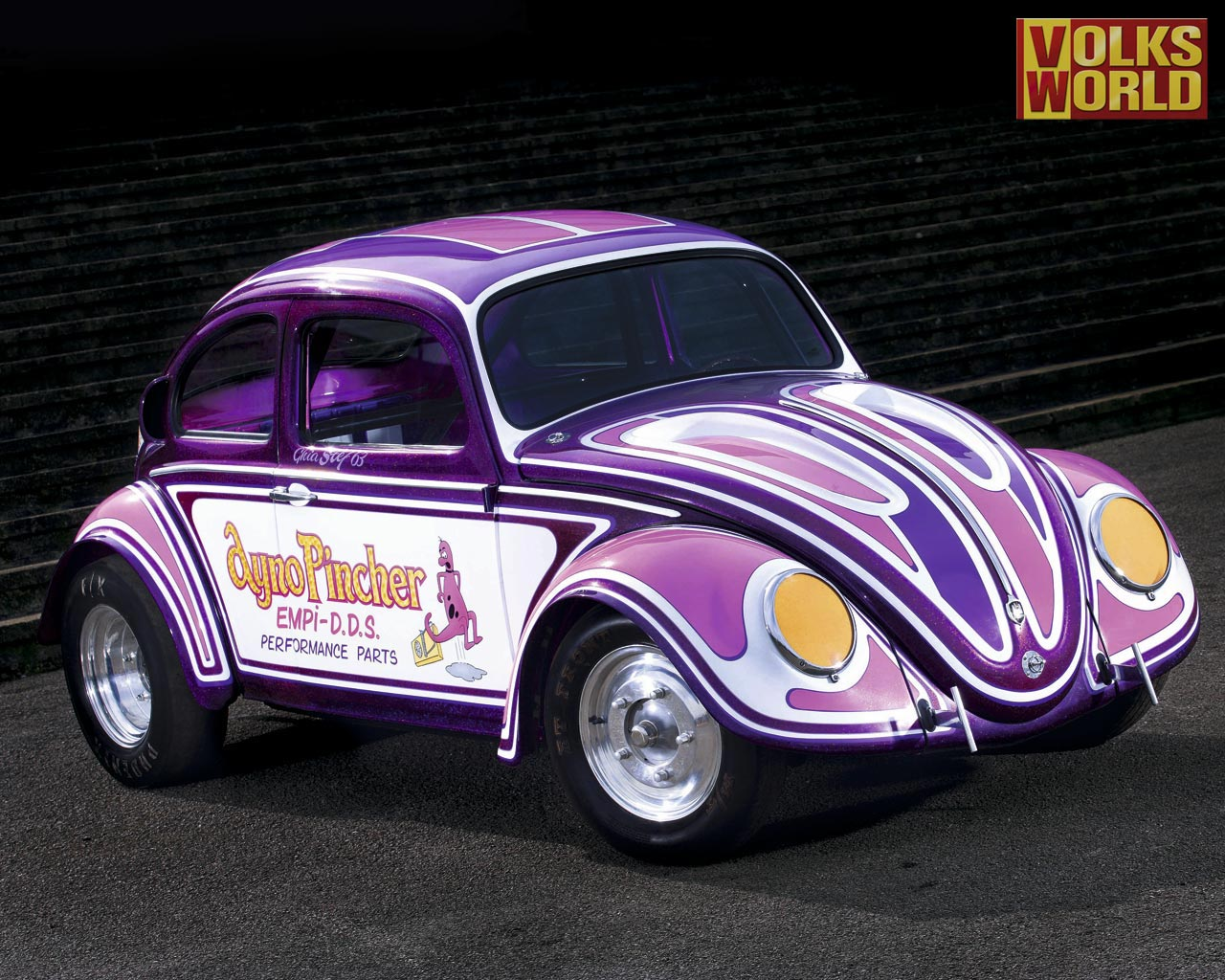 Volkswagen Beetle Wallpapers Vdub Newscom 1280x1024