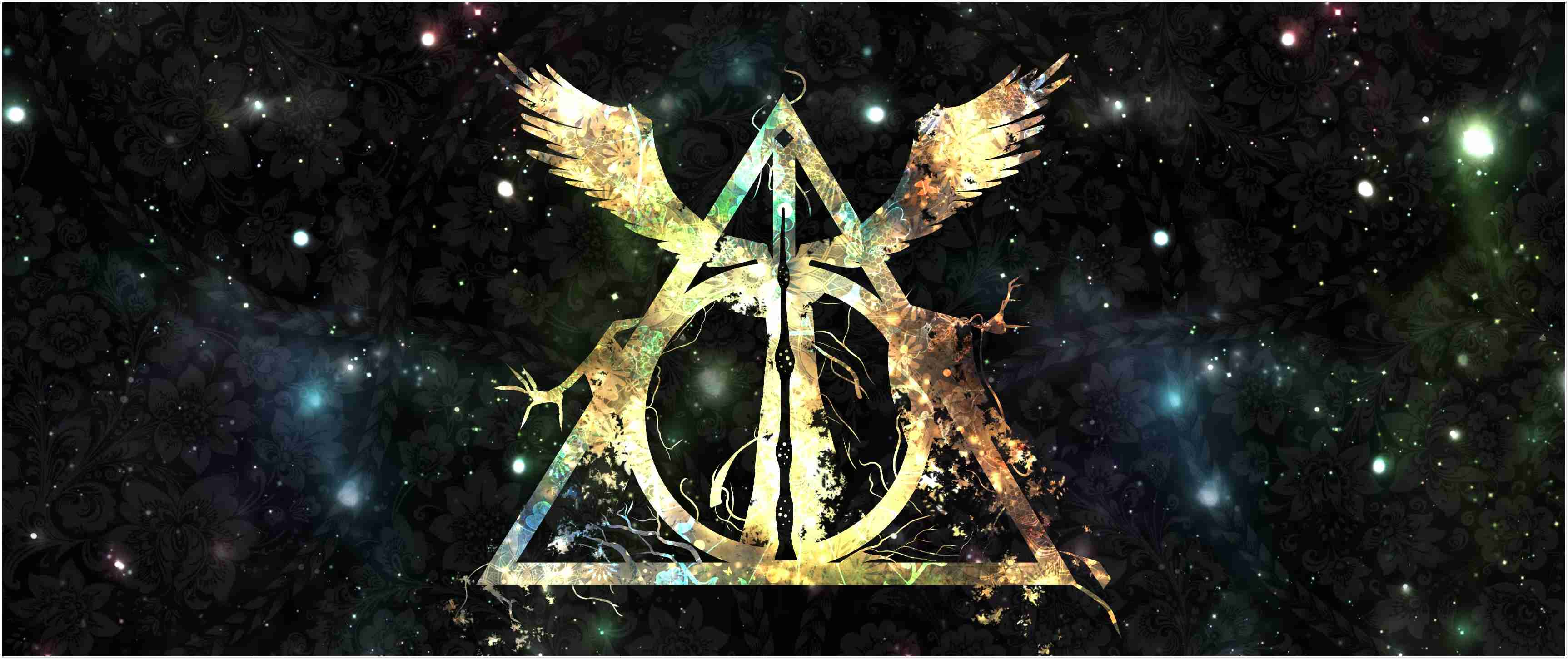 Best 15 harry potter wallpapers   2020 latest Update Wallpapers Wise 3451x1451
